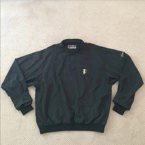 Men's Zero Restriction Golf Jacket Sz L